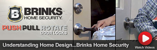 Understanding Home Design...Brinks Home Security