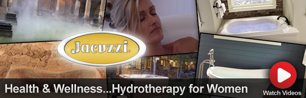 Jacuzzi Group Worldwide - Health and Wellness...Hydrotherapy for Women