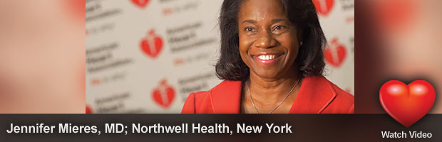 Jennifer Mieres, MD; Northwell Health, New York & Advances in Cardiology