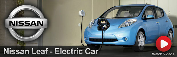Nissan Leaf - Electric Car