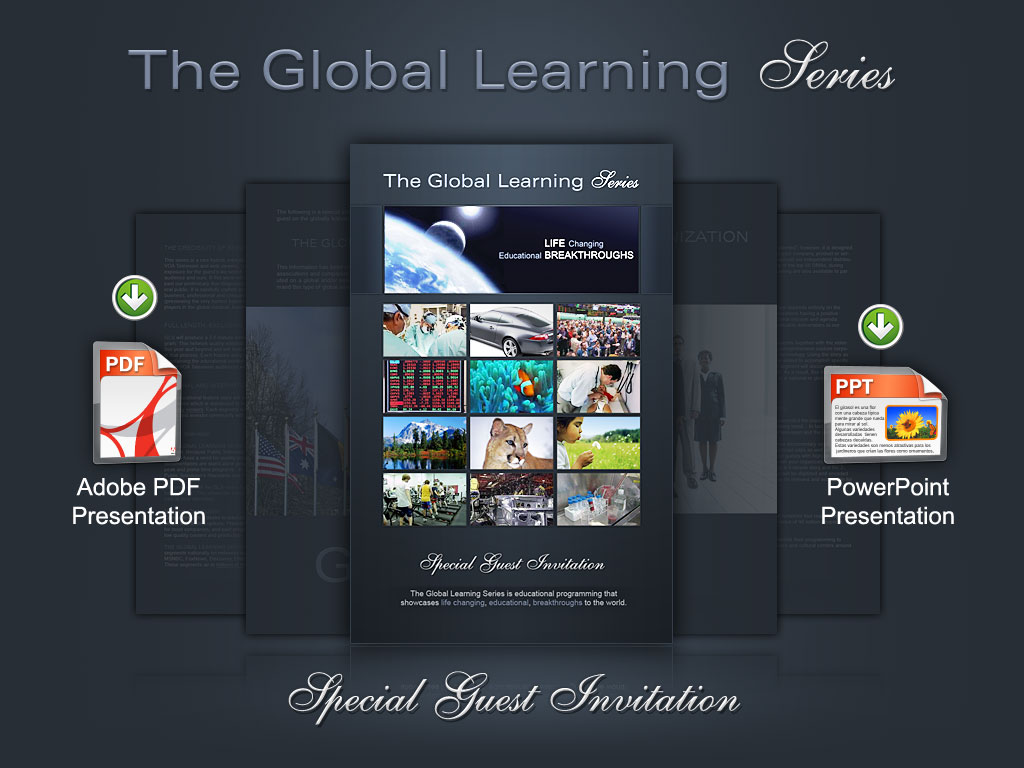 Special guest invitation the global learning series stopboris Choice Image